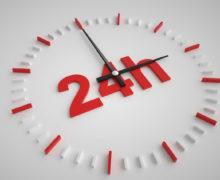 Servis IT 24 hodin denně